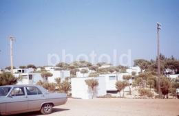 1972 CAMPING ALGARVE PORTUGAL 35mm DIAPOSITIVE SLIDE Not PHOTO No FOTO B3329 - Diapositives (slides)