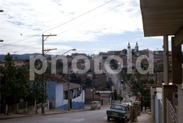 1980 VW VOLKSWAGEN COMBI CIDADE BRASIL BRAZIL AMATEUR 35mm DIAPOSITIVE SLIDE Not PHOTO No FOTO B3331 - Diapositives (slides)