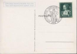 DR 700 EF Auf Ansichtsarte Mit Sonderstempel: München Tag Der Deutschen Kunst 16.7.1939 - Deutschland