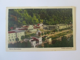 Băile Herculane,Romanian Used Postcard From 1938 - Romania