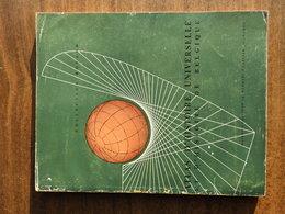 HAYT Franz : Atlas D'Histoire Universelle Et De La Belgique - Geschichte
