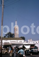 1973 TAXI TANGER MOROCCO AFRICA  AMATEUR 35mm DIAPOSITIVE SLIDE Not PHOTO No FOTO B3342 - Diapositives (slides)