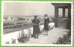 Lisboa - Senhoras No Parque Eduardo VII - Mulher - Woman - Femme - Lisboa