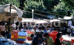 1980 FEIRA SAO PEDRO SINTRA PORTUGAL AMATEUR 35mm DIAPOSITIVE SLIDE Not PHOTO No FOTO B3345 - Diapositives (slides)
