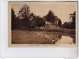 Environs De TOUCY - L'Ouanne Au Château Du Bréau - état - Other Municipalities