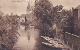 FORDWICH- VIEW FROM BRIDGE  LL 44 - Other