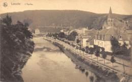 LAROCHE - L'Ourthe - La-Roche-en-Ardenne