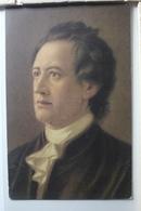 AK Deutschland Goethe Von J. Zuber Ungebraucht #PF242 - Germany