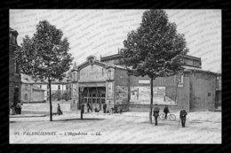 65. Valenciennes – L'Hippodrome (Éd. LL / Léon Et Lévy). TBE Sauf Petit Tache Au Dos. - Valenciennes