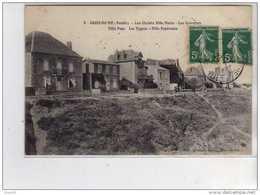 CROIX DE VIE - Les Chalets Villa Maria - Les Crevettes - Villa Popo - Les Vagues - Villa Espéranza - Très Bon état - Autres Communes