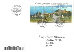 "Turkey; FDC 2011 The City Of Van ""Its History And Natural Assets"" - 1921-... République"