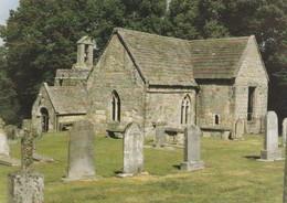 Postcard Church Of St Peter Chillingham Nr Alnwick Northumberland My Ref  B23344 - England