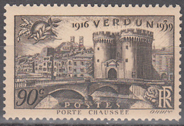 FRANCE     SCOTT NO. 392    MNH    YEAR  1939 - France