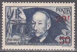FRANCE     SCOTT NO. 414    MNH    YEAR  1940 - France