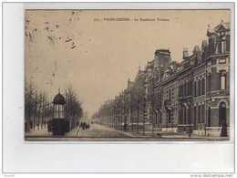 VALENCIENNES - Le Boulevard Watteau - Très Bon état - Valenciennes