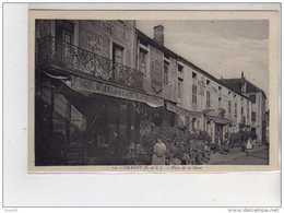 CHAGNY - Place De La Gare - Edition La Cigogne - Très Bon état - Chagny