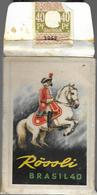 Ancien Paquet Vide Rössli BRASIL40 - Cigar Cases
