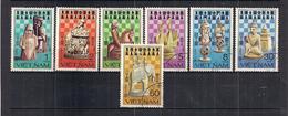 VIET NAM   1983  GIOCHI DEGLI SCACCHI YVERT. 428-434 USATA VF - Viêt-Nam