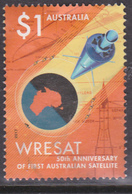 2017. AUSTRALIAN DECIMAL. +T. $1. First Australian Satellite. FU. - 2010-... Elizabeth II