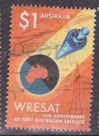 2017. AUSTRALIAN DECIMAL. $1. First Australian Satellite. FU. - 2010-... Elizabeth II