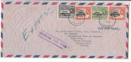 Guyana / British Guiana / Airmail / Express Mail / G.B. - Guyane (1966-...)