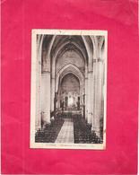 GUITRES - 33 - Intérieur De L'Eglise Notre Dame - DELC33 - - France