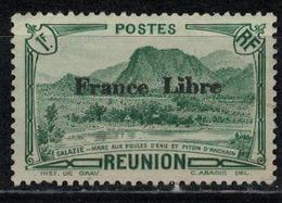 REUNION             N°  YVERT  :   203   NEUF AVEC  CHARNIERES      ( Charn 08   ) - Réunion (1852-1975)