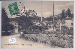 GOUHENANS- AU CENTRE DU VILLAGE - Autres Communes