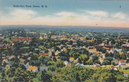 New Hampshire Dover Birds Eye View - Dover