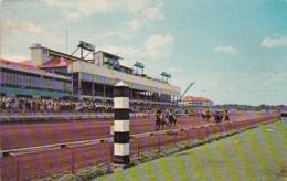 New Hampshire Salem Rockingham Race Track Horse Racing 1967 - Salem