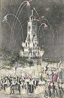 Souvenir De Smyrne    Eglise Ste Photinie  Veille De Pâques En 1875   CPA 1910 Empire Ottoman - Turquie