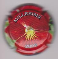 Capsule Champagne TERRIEN J.F. ( 14b ; Millésime 2008 ) {S04-19} - Champagne