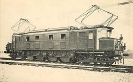 Thème Train Machine E 2 D 2-502 Système Büchli Locomotives Du Sud-Ouest (ex P.O) CP Ed. H.M.P. N° 452 - Trains