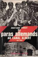 PARAS ALLEMANDS CANAL ALBERT GUERRE 1940 BELGIQUE FORT ASSAUT RAID COMMANDO - 1939-45