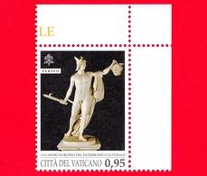 Nuovo - MNH - VATICANO - 2018 - Anno Europeo Del Patrimonio Culturale - Perseo Trionfante (Canova) - 0.95 - Vatican