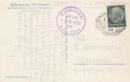 Ansichtskarte Spindlerbaude, Anna Chota, Riesengebirge, Nach Weimar, Sudeten - Germany