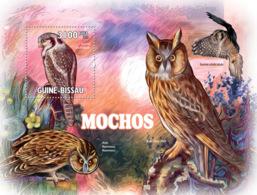 Guinea Bissau 2011 Fauna Owls - Guinea-Bissau