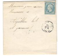 13092 - LE MAS D AGENAIS - 1849-1876: Klassik