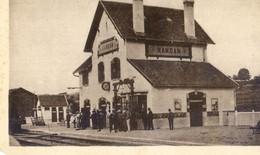 63 - Randan - La Gare - France