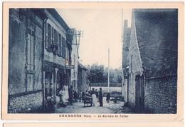 CHAMBORS-LE BUREAU DE TABAC - France