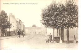 60 - Nogent-sur-Oise (oise) - Ancienne Fontaine Des Vierges - Nogent Sur Oise