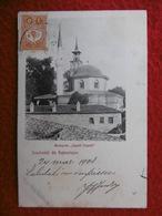 TURQUIE MOSQUEE SAATLI DJAMI TIMBRE CACHET - Turquie