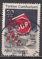 Türkei  (1990)  Mi.Nr.  2895  Gest. / Used  (2ae15) - 1921-... République