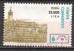 Türkei  (1995)  Mi.Nr.  3058  Gest. / Used  (2ae16) - 1921-... République