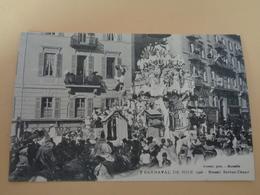 Carnaval De Nice 1906 - Events