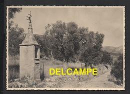 DD / PHOTOGRAPHIE DE F. BARUZZI-OSTAL / CÔTE D' AZUR : ORATOIRE DANS LA CAMPAGNE - Photographs
