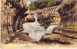 Bellegarde Gouffre De La Perte Du Rhône - Bellegarde-sur-Valserine