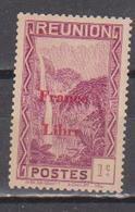 REUNION             N°  YVERT  :   218  NEUF AVEC  CHARNIERES      ( Charn 08   ) - Réunion (1852-1975)