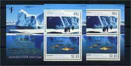 AUSTRALIEN 1990 Bl.11 Postfrisch (108524) - Australia