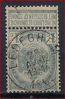 Nr. 53 Met ZELDZAME Afstempeling LEDEGHEM ; Staat Zie Scan ! Inzet 5 € ! - 1893-1907 Armoiries